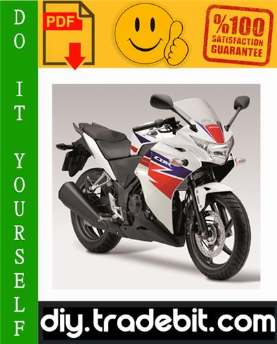 Thumbnail Honda CBR250 FOUR / CBR250R / CBR250RR Motorcycle Service Repair Manual 1987-1996 Download