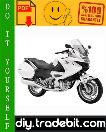 Thumbnail Honda NT700V / NT700VA Service Repair Manual 2005-2007 Download