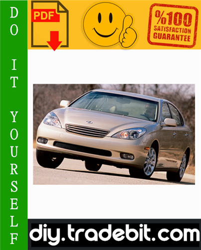 Thumbnail Lexus ES300 Service Repair Manual 1993-1997 Download